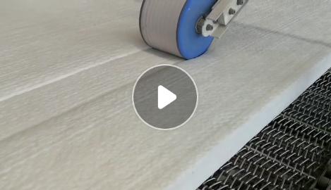 陶瓷纤维毯加工视频
