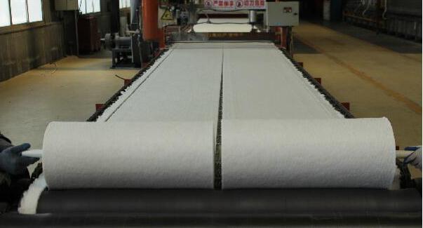 硅酸铝纤维毯加工