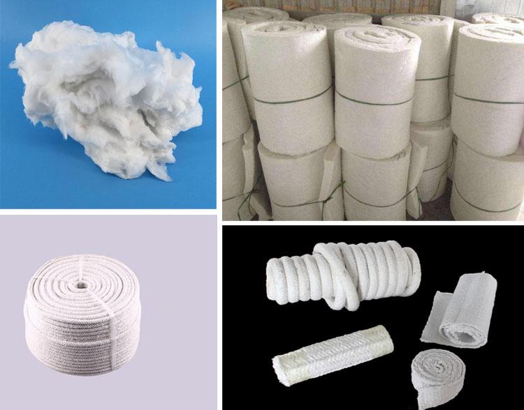 陶瓷纤维棉在化工行业有哪些应用