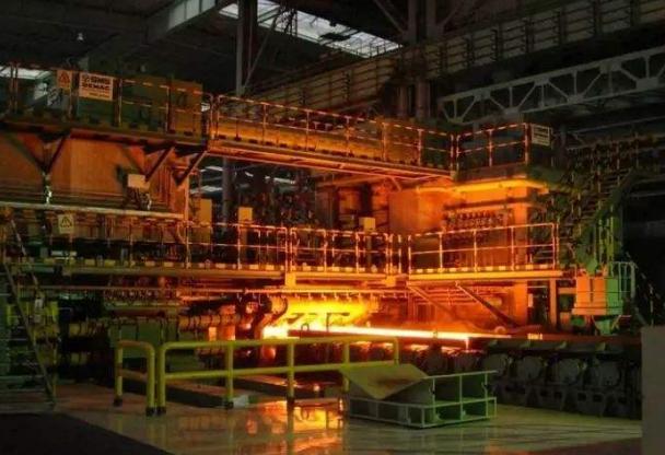 陶瓷纤维应用行业--冶金、机械工业炉